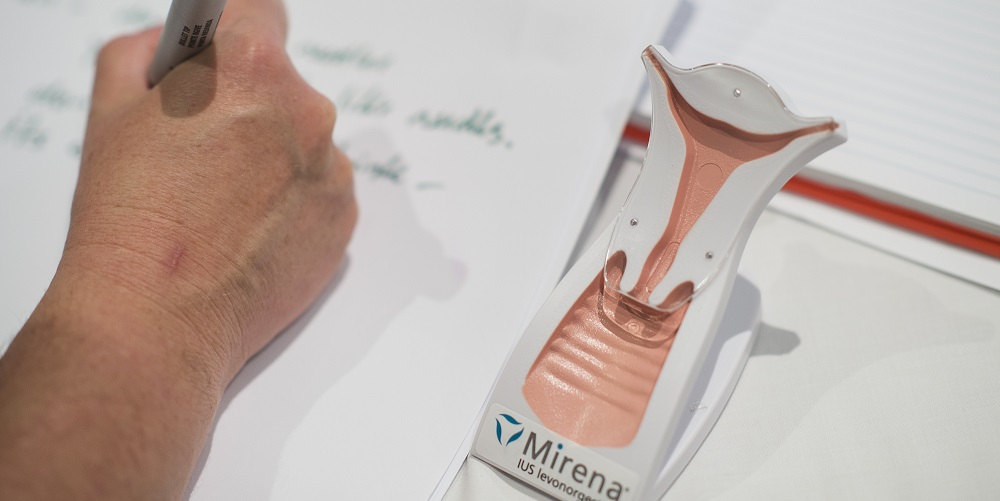 The Women's encourages patients to adopt a long-lasting reliable form of contraception such as the Mirena
