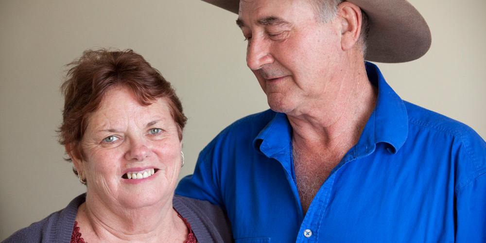 Darlene and Trevor share their experience of the Family Accommodation Service units