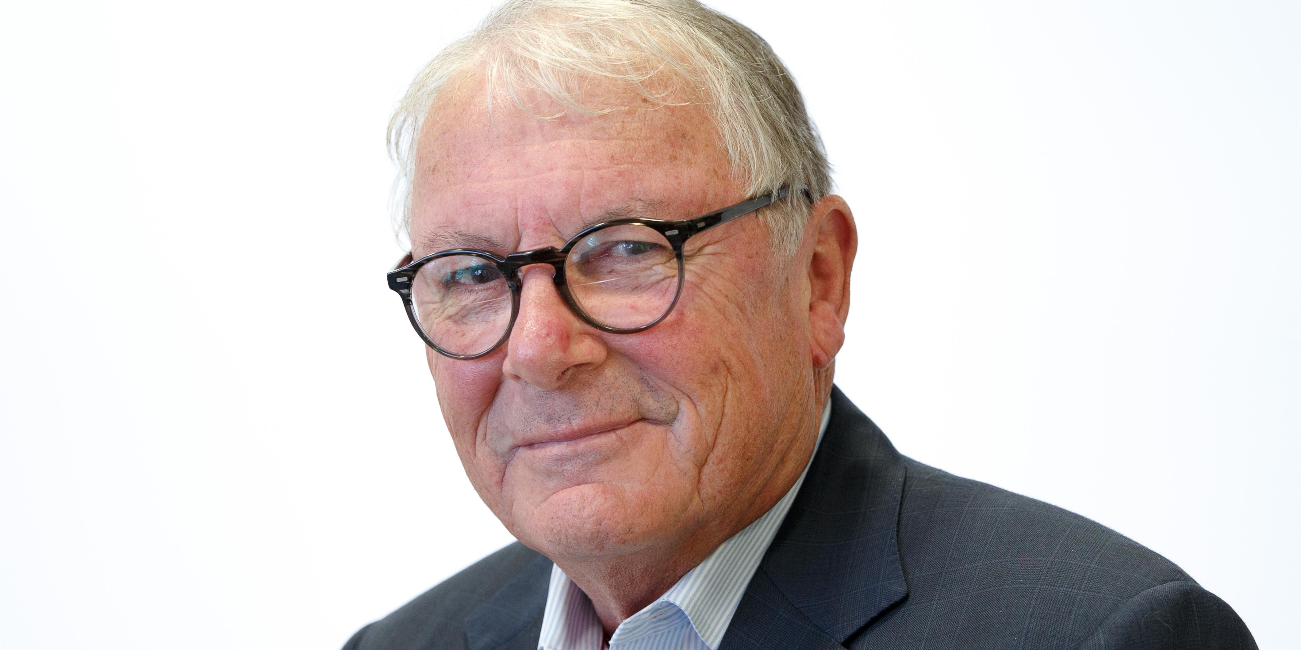 John McBain retirement