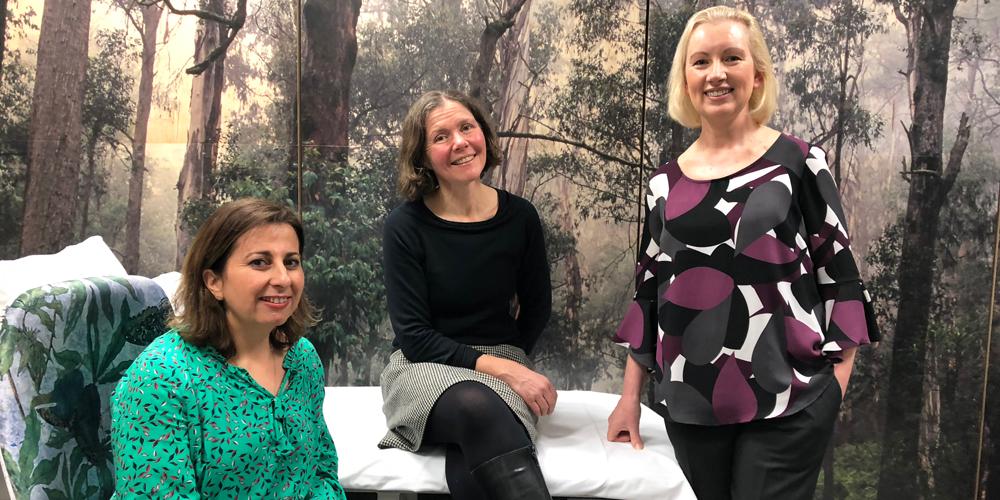 The Women's breast care nurses