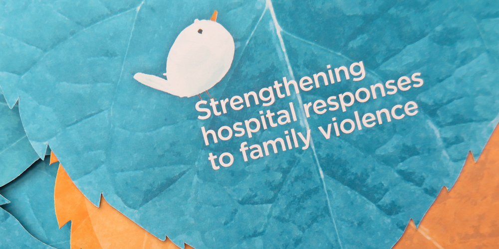 Strengthening hospital responses to family violence