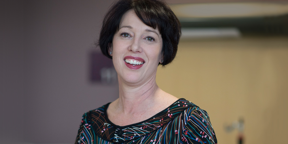 Tanya Farrell: recognised for her leadership in the field of midwifery