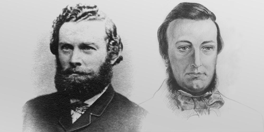 Richard Tracy and John Maund
