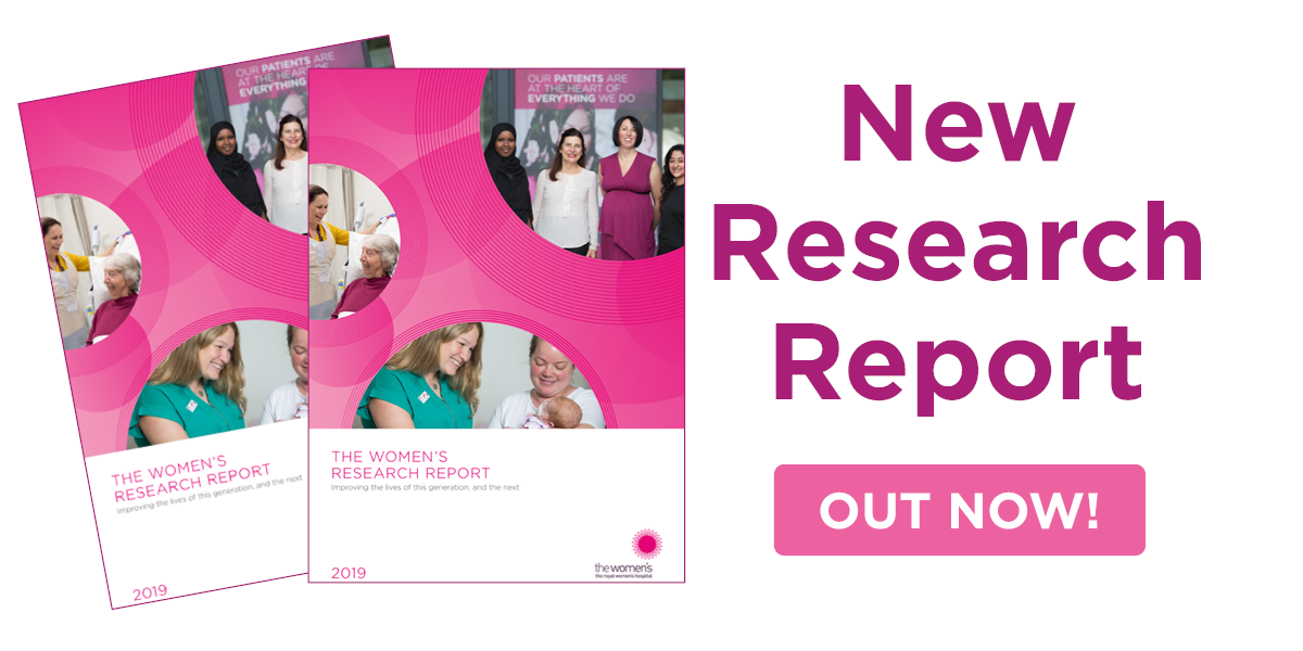 2019 Research Report cover