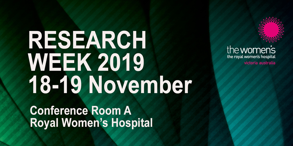 Research Week 2019
