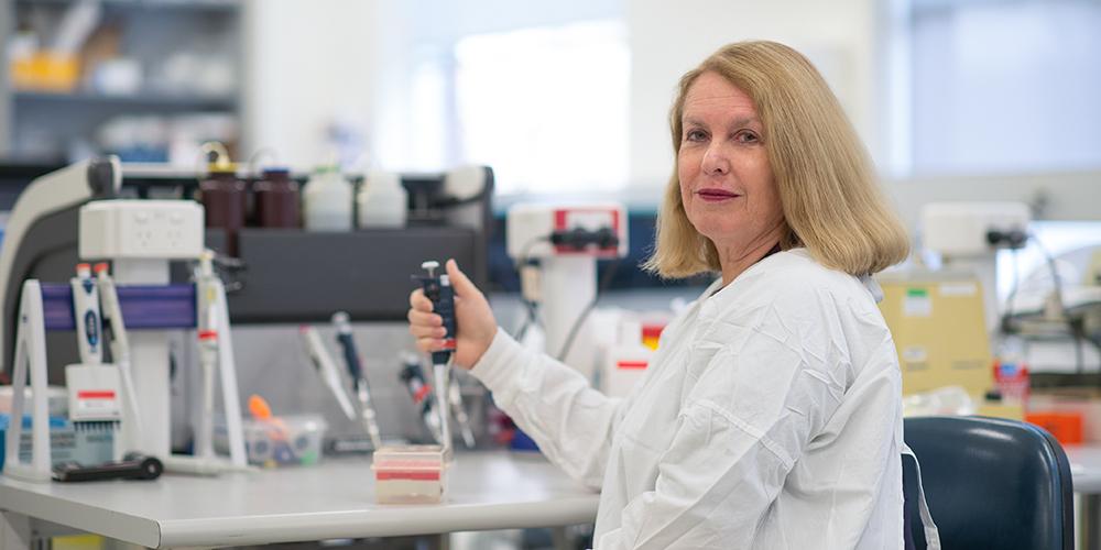 Prof Suzanne Garland