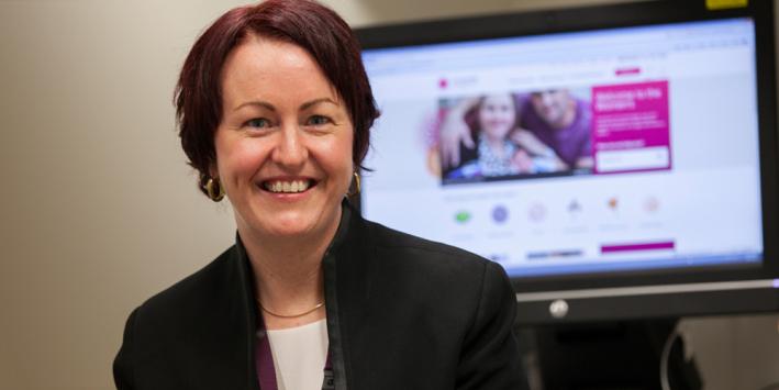 Associate Professor Alicia Dennis