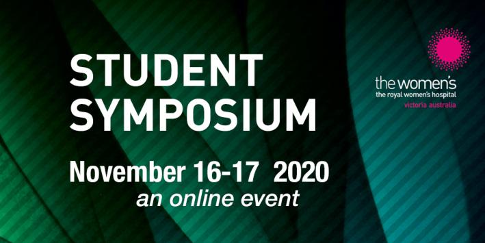 Student Symposium 2020