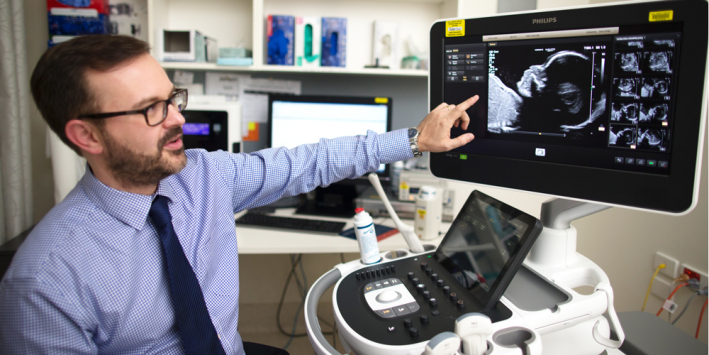 A/Prof Ricardo Palma-Dias, Clinical Director Ultrasound