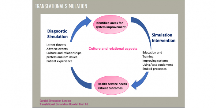Translational Simulation Diagram