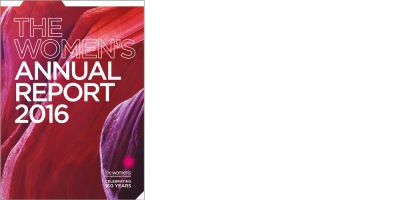Annual Report 2016 - cover