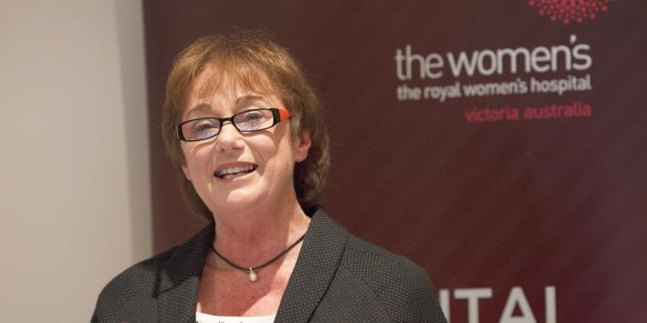 Dr Margaret Sherburn