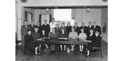1956 Board of Management